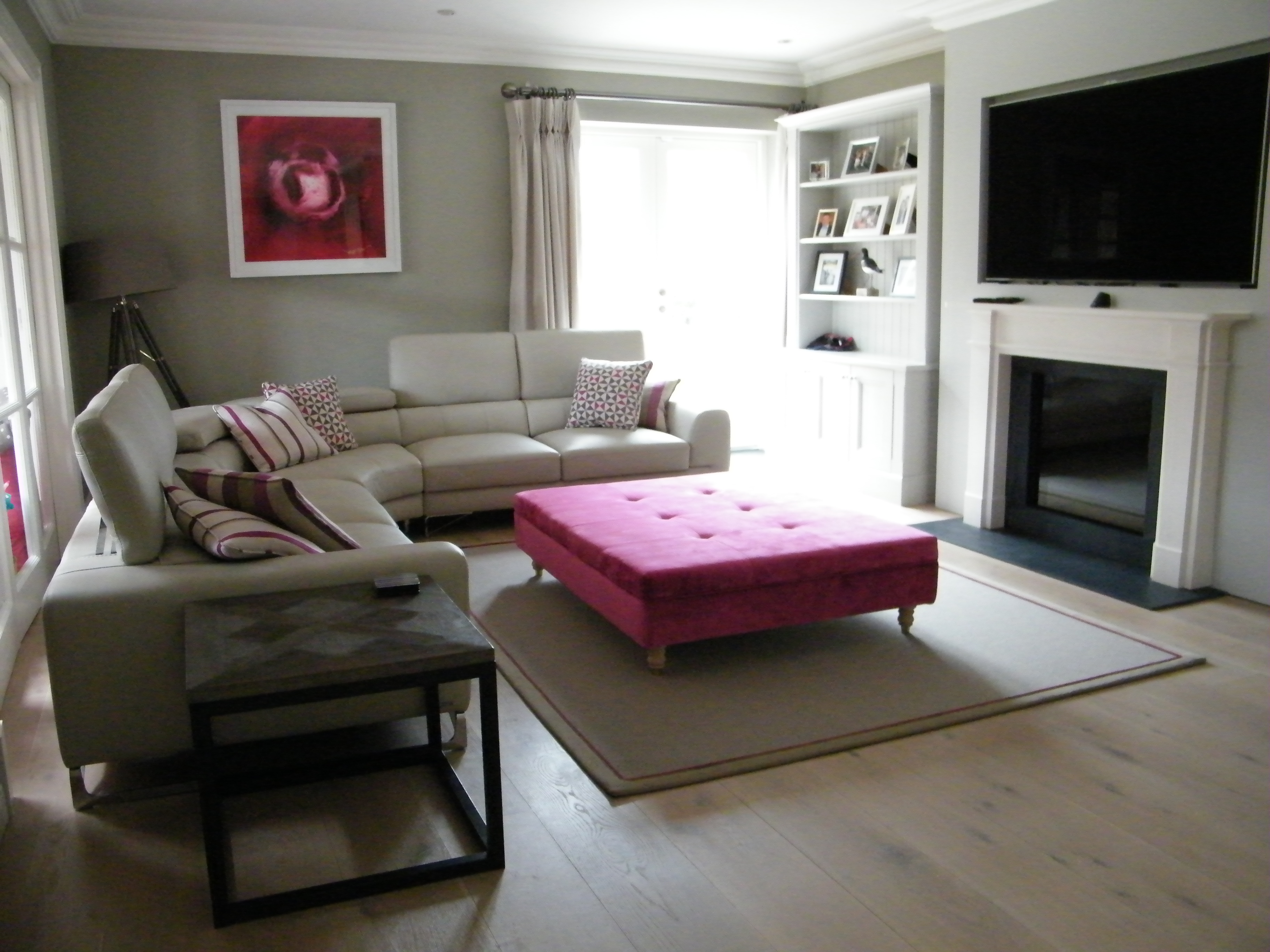 Family Home Monkstown Dublin. Residential · Interior Design Family Room