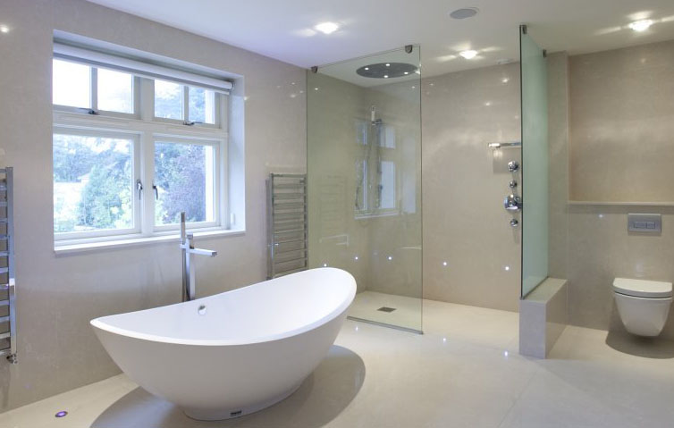 Residential foxrock dublin aurora aleson interior for Bathroom design dublin